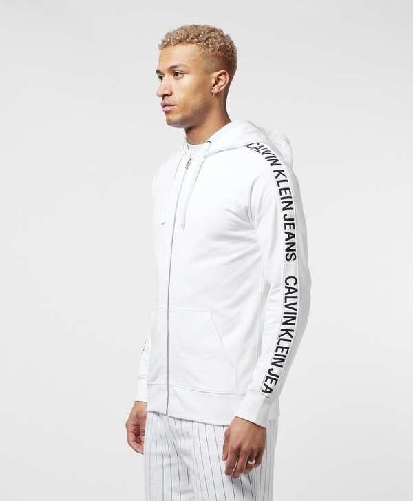 Calvin Klein Tape Full Zip Hoodie