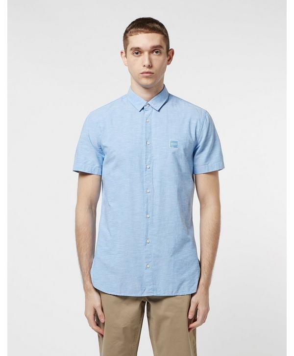 3f9a19784 BOSS Magneton Short Sleeve Shirt | scotts Menswear