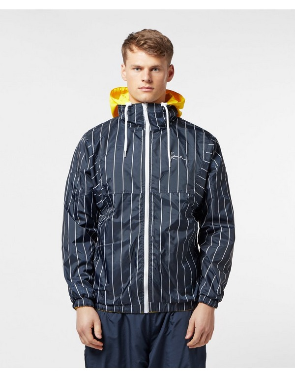 Karl Kani Reversible Lightweight Windbreaker Jacket