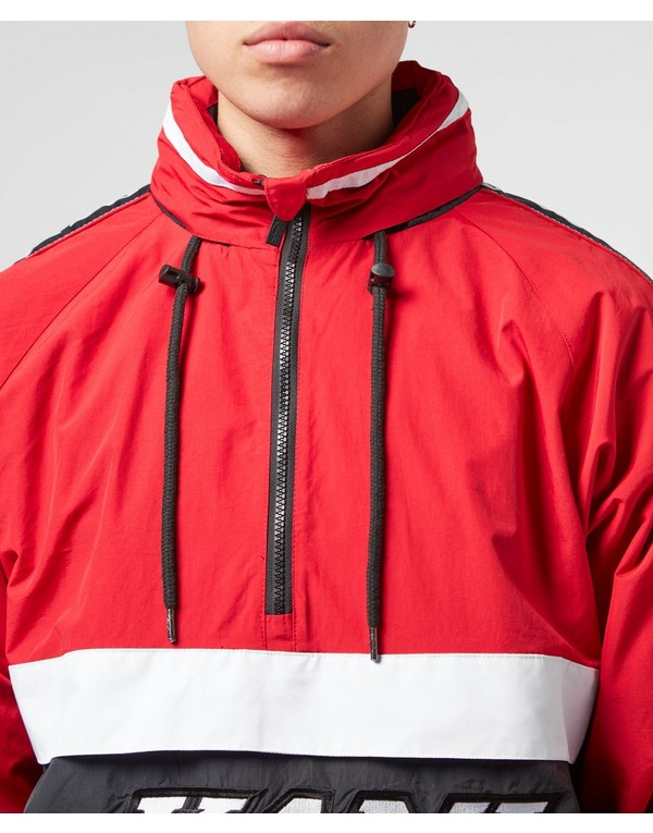 Karl Kani Half Zip Overhead Track Jacket