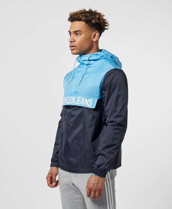 Calvin Klein Lightweight Popover Jacket
