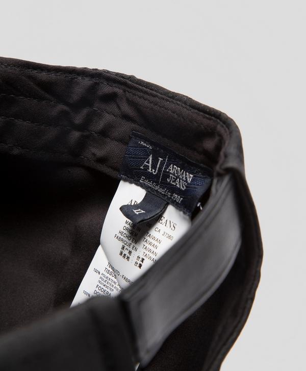 ecb76292245 Armani Jeans Nylon Print Cap