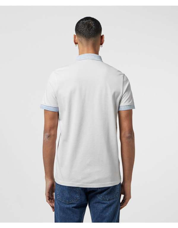BOSS Punch Space Short Sleeve Polo Shirt
