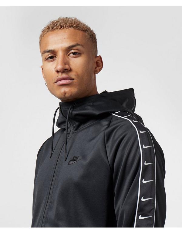 Nike Tape Poly Full Zip Hoodie