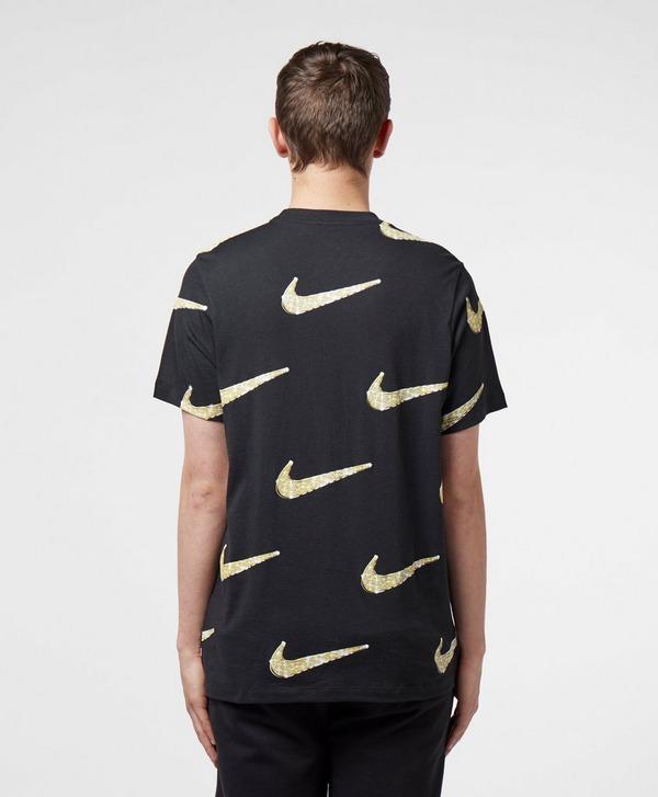 Nike Multi Swoosh Short Sleeve T-Shirt