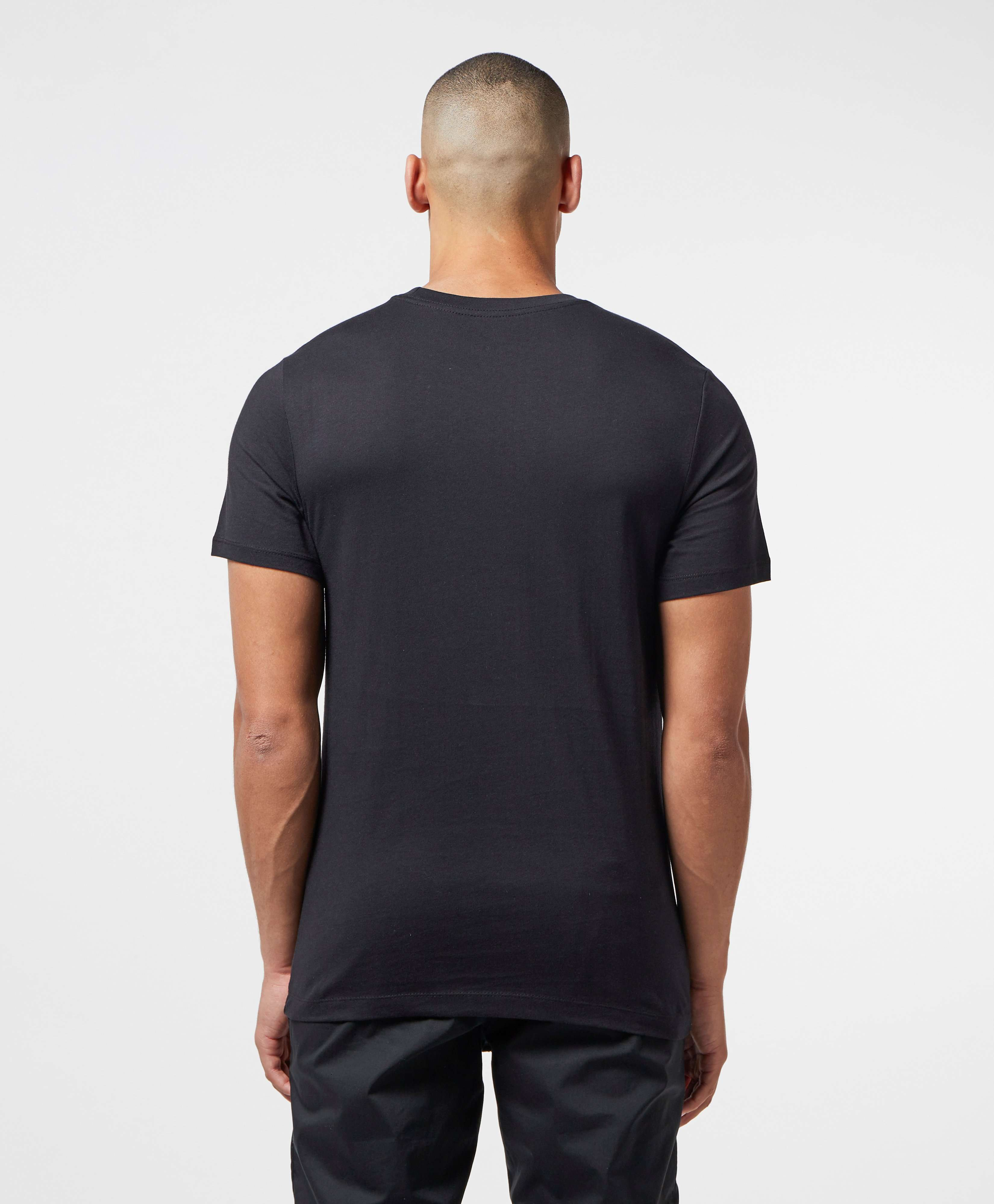 Nike Gradient Logo Short Sleeve T-Shirt