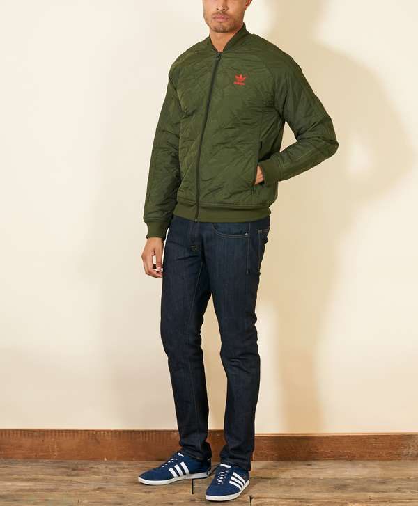 Adidas Menswear JacketScotts Originals Superstar Bomber n0wPkO8X