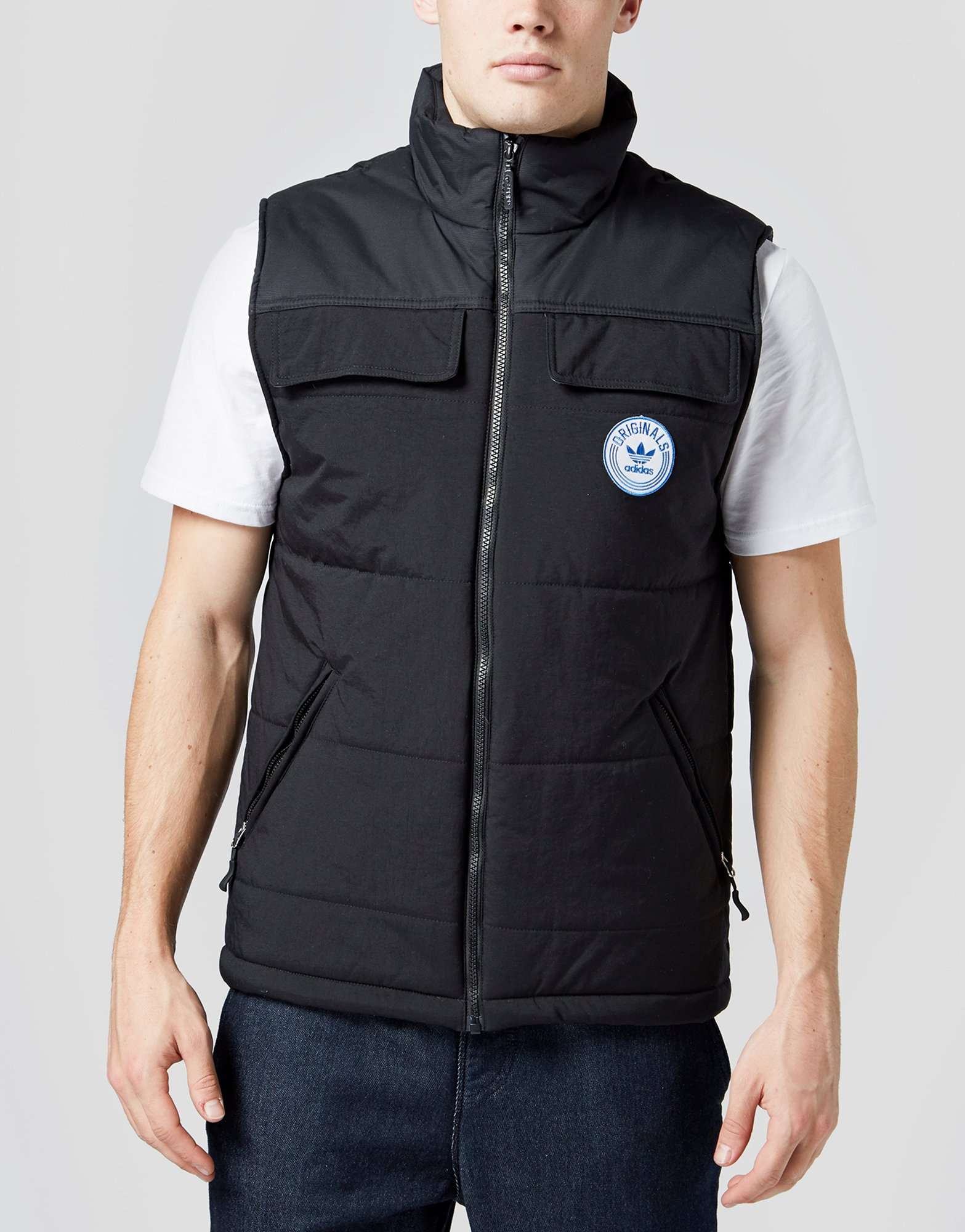 adidas Originals Praezision Gilet | scotts Menswear