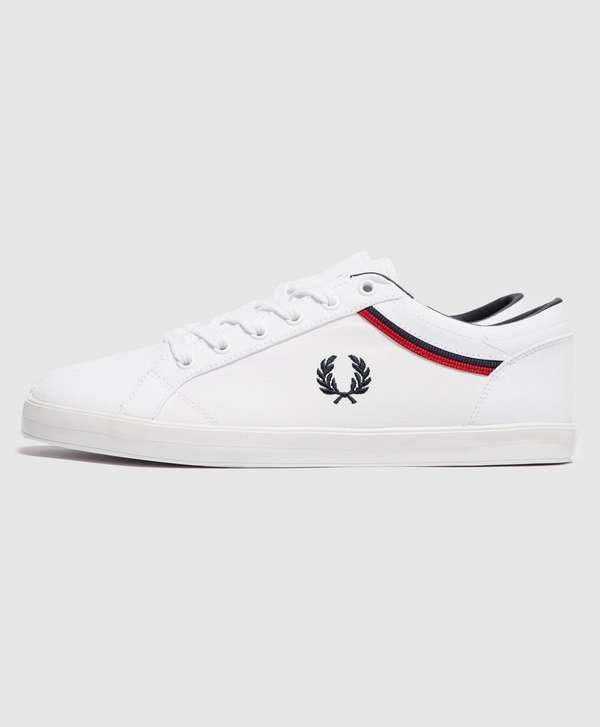 Fred Perry Baseline Microfiber Canvas