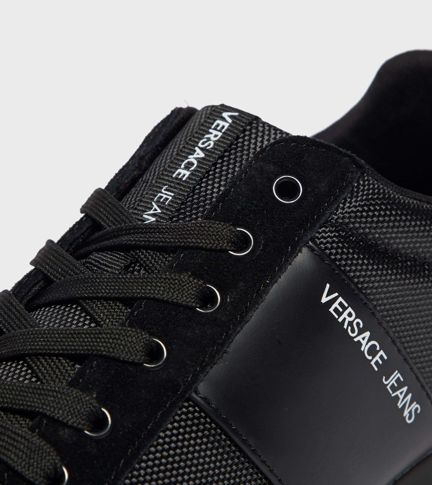 Versace Jeans Logo Trainers
