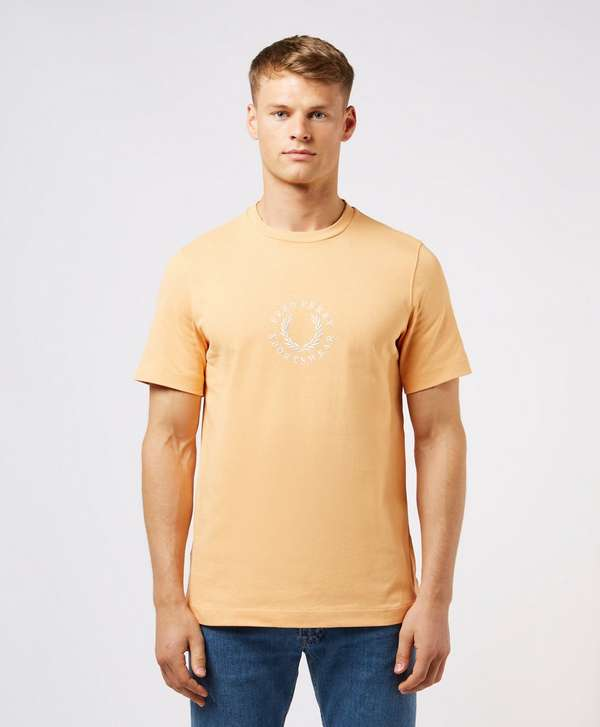 Fred Perry Archive Embroidered T-Shirt