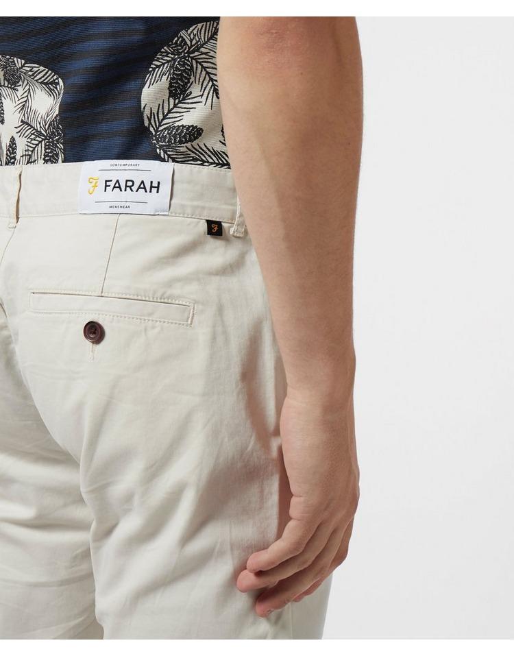 Farah Drake Twill Skinny Chinos
