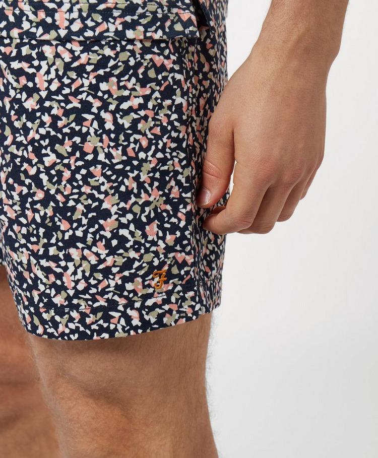 Farah Val Printed Shorts