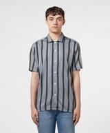 Farah Ricardo Stripe Short Sleeve Shirt