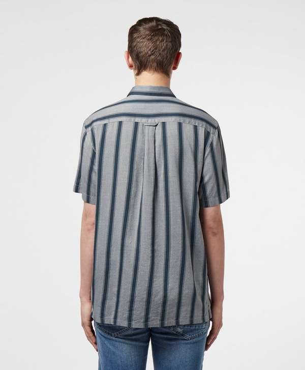 Farah Ricardo Stripe Short Sleeve Shirt