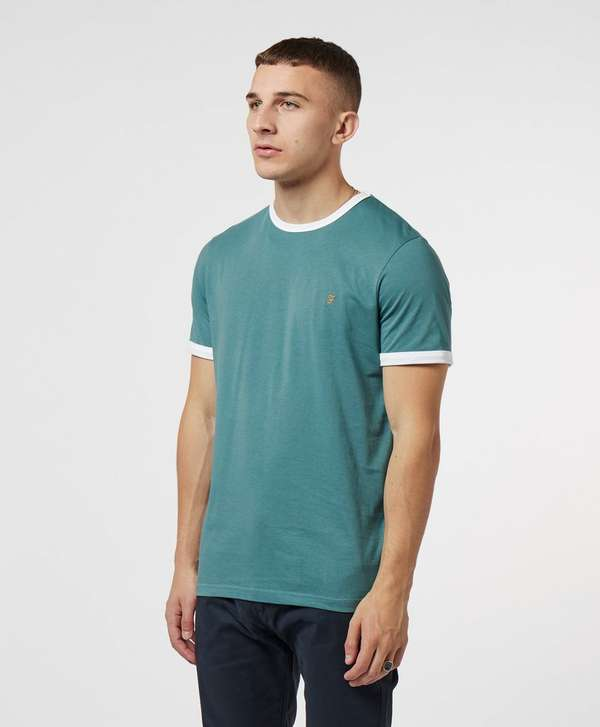 Farah Groves Short Sleeve Ringer T-Shirt