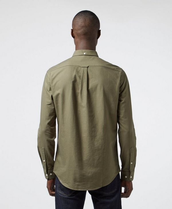 Farah Brewer Slim Long Sleeve Shirt