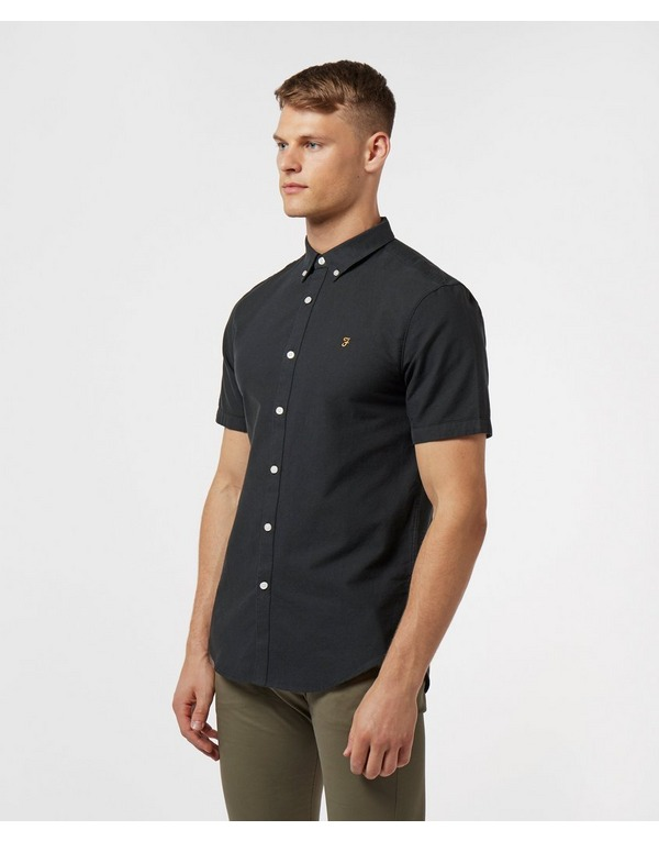 Farah Brewer Short Sleeve Slim Shirt