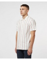 Farah Saunderson Stripe Short Sleeve Shirt