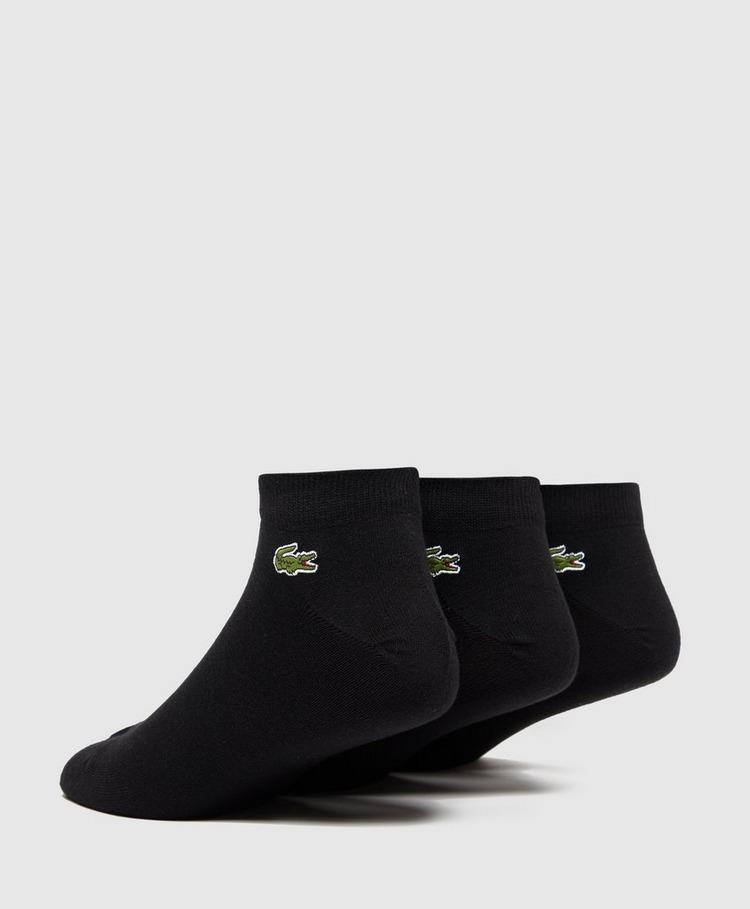 Lacoste 3-Pack Ankle Socks