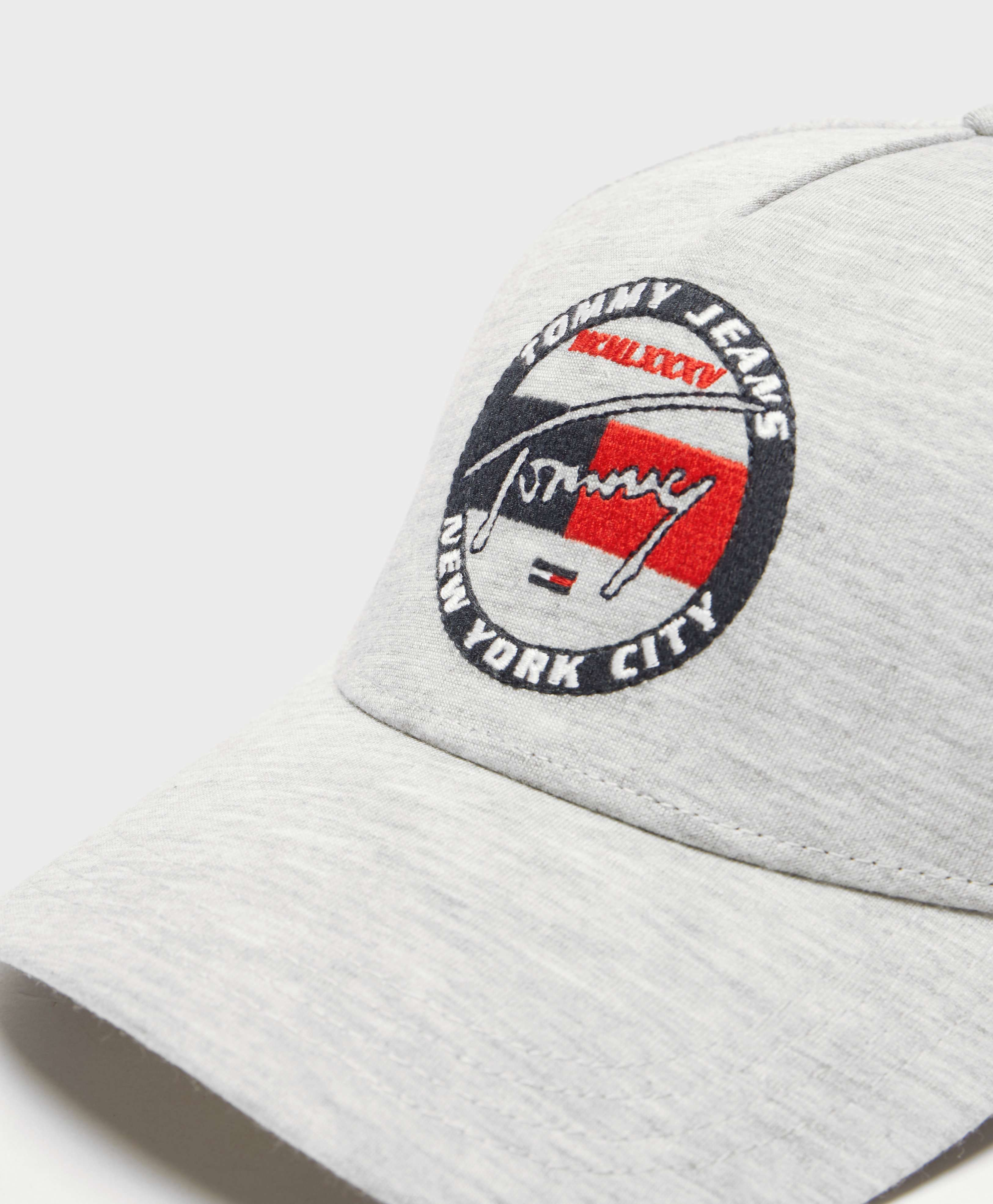 Tommy Jeans Embroidered Logo Cap