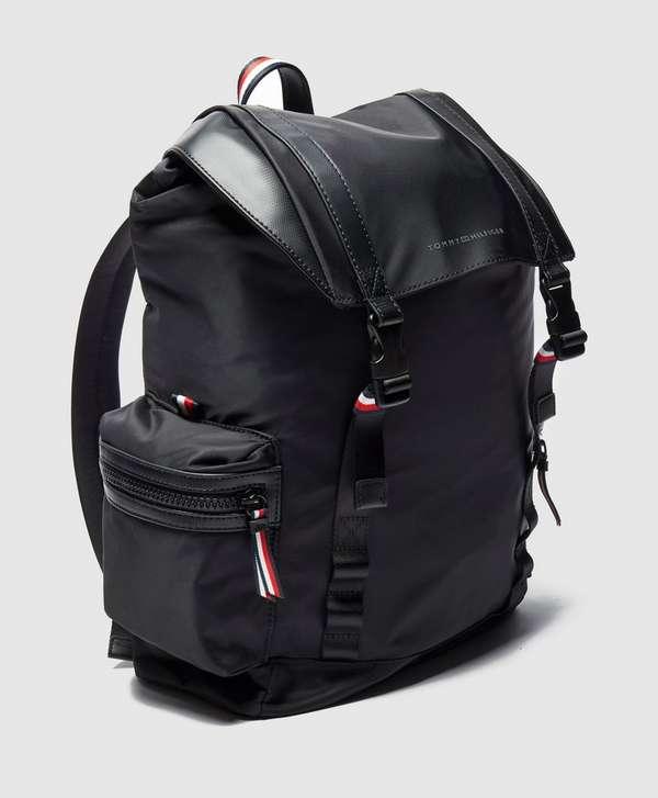 Tommy Hilfiger Side Pocket Backpack