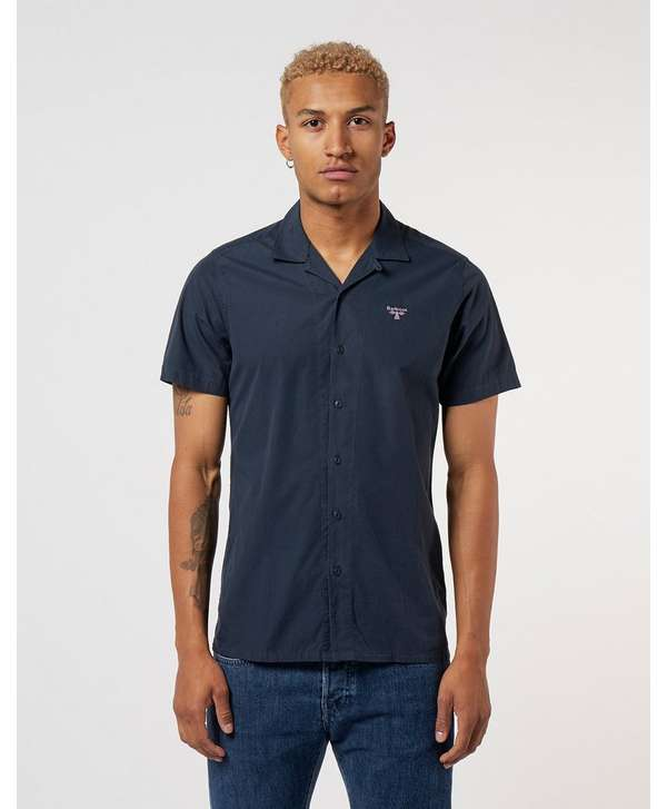 Barbour Beacon Acton Revere Short Sleeve Shirt
