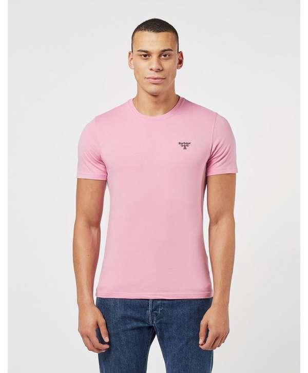 Barbour Beacon Small Logo Short Sleeve T-Shirt