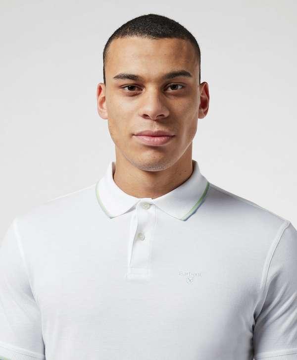 Barbour Aubrey Tipped Short Sleeve Polo Shirt