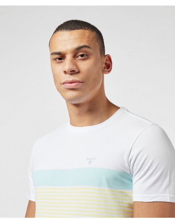 Barbour Braeside Stripe Short Sleeve T-Shirt