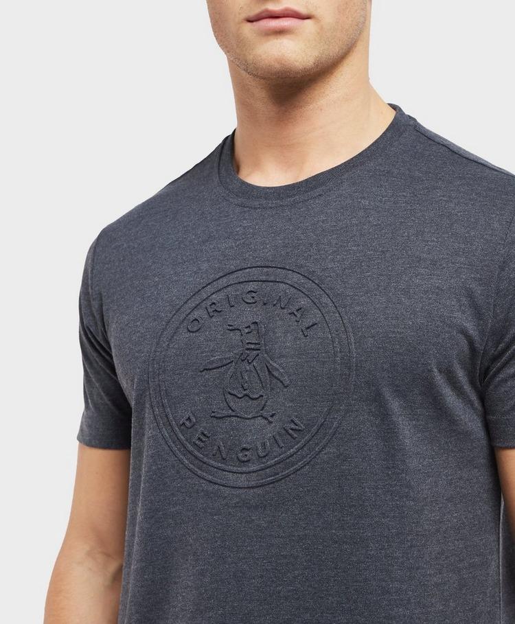Original Penguin Embossed Logo Short Sleeve T-Shirt