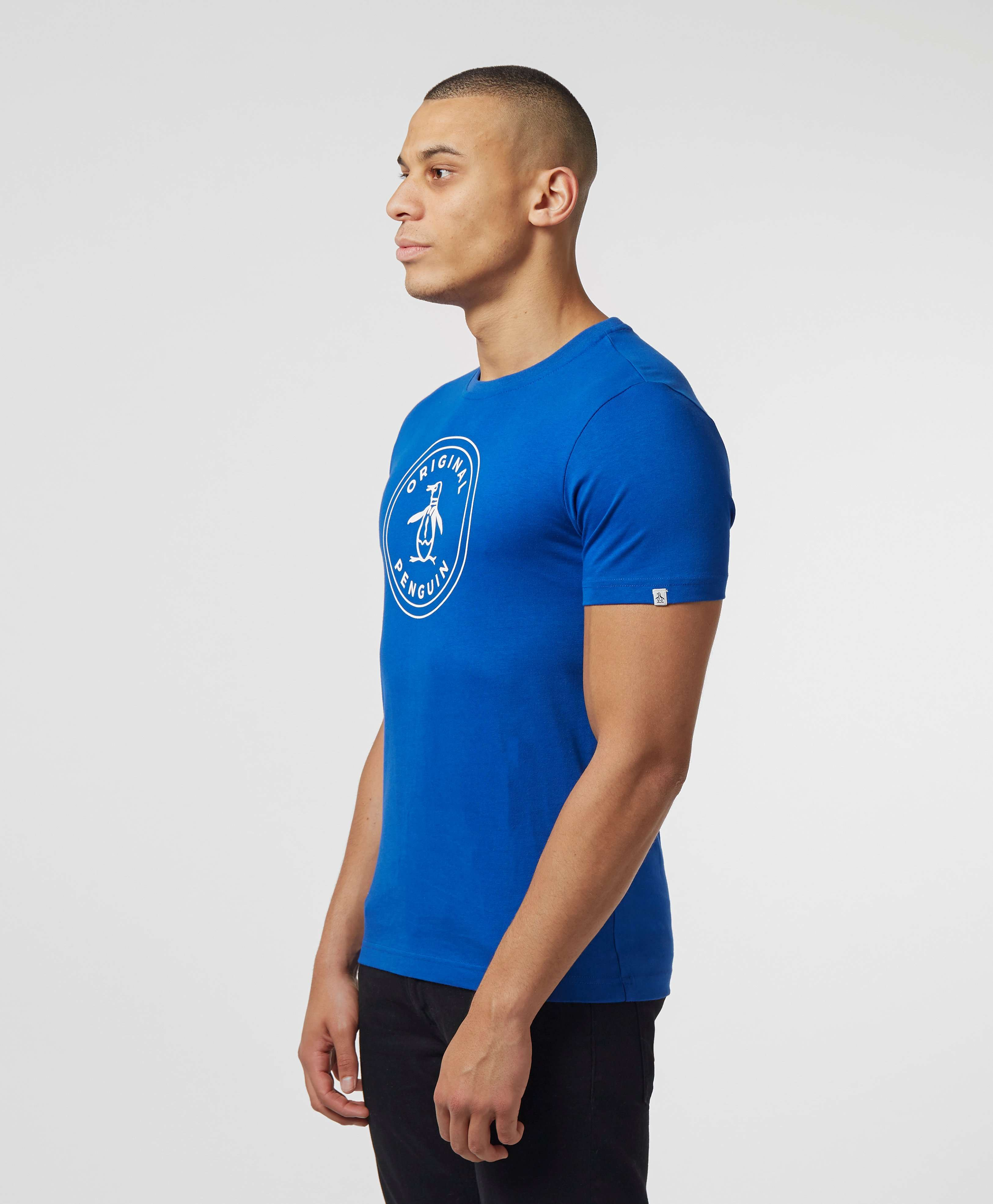 Original Penguin New Logo Short Sleeve T-Shirt - Online Exclusive