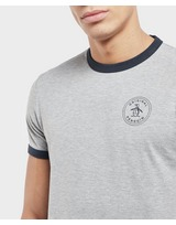 Original Penguin Short Sleeve Ringer T-Shirt