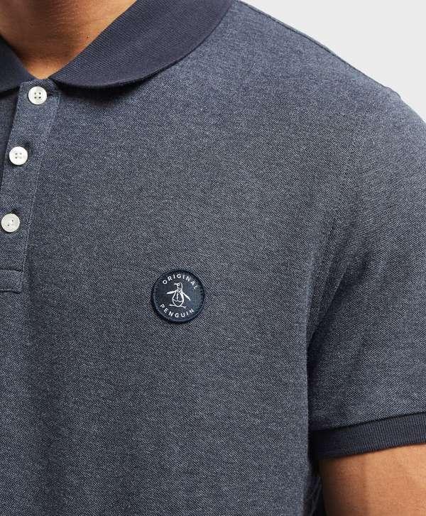 Original Penguin Short Sleeve Pique Polo Shirt