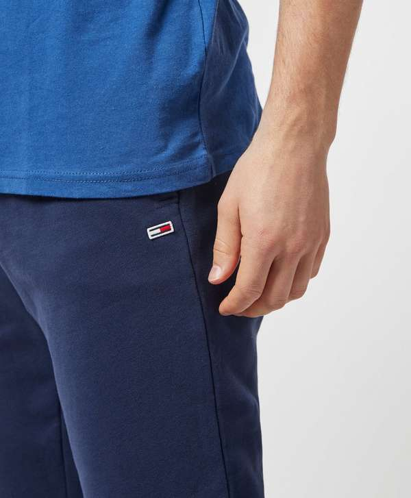 Tommy Jeans Essential Cuffed Fleece Pants - Online Exclusive