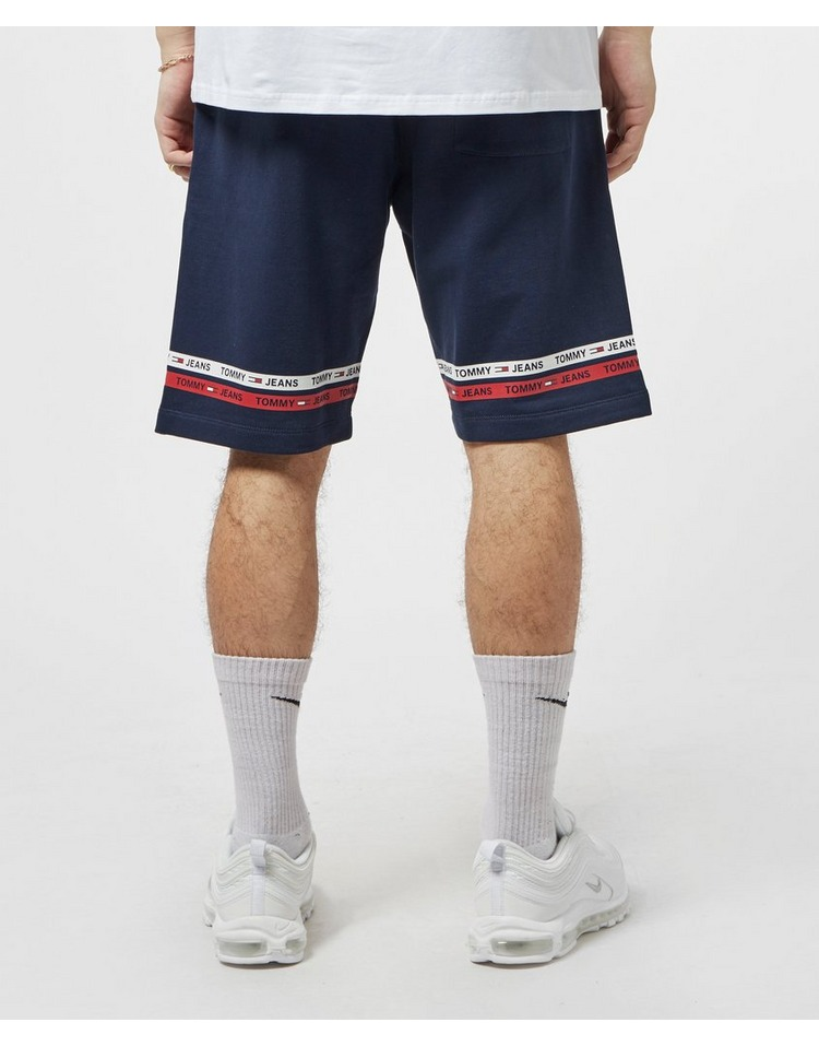 Tommy Jeans Double Stripe Fleece Shorts