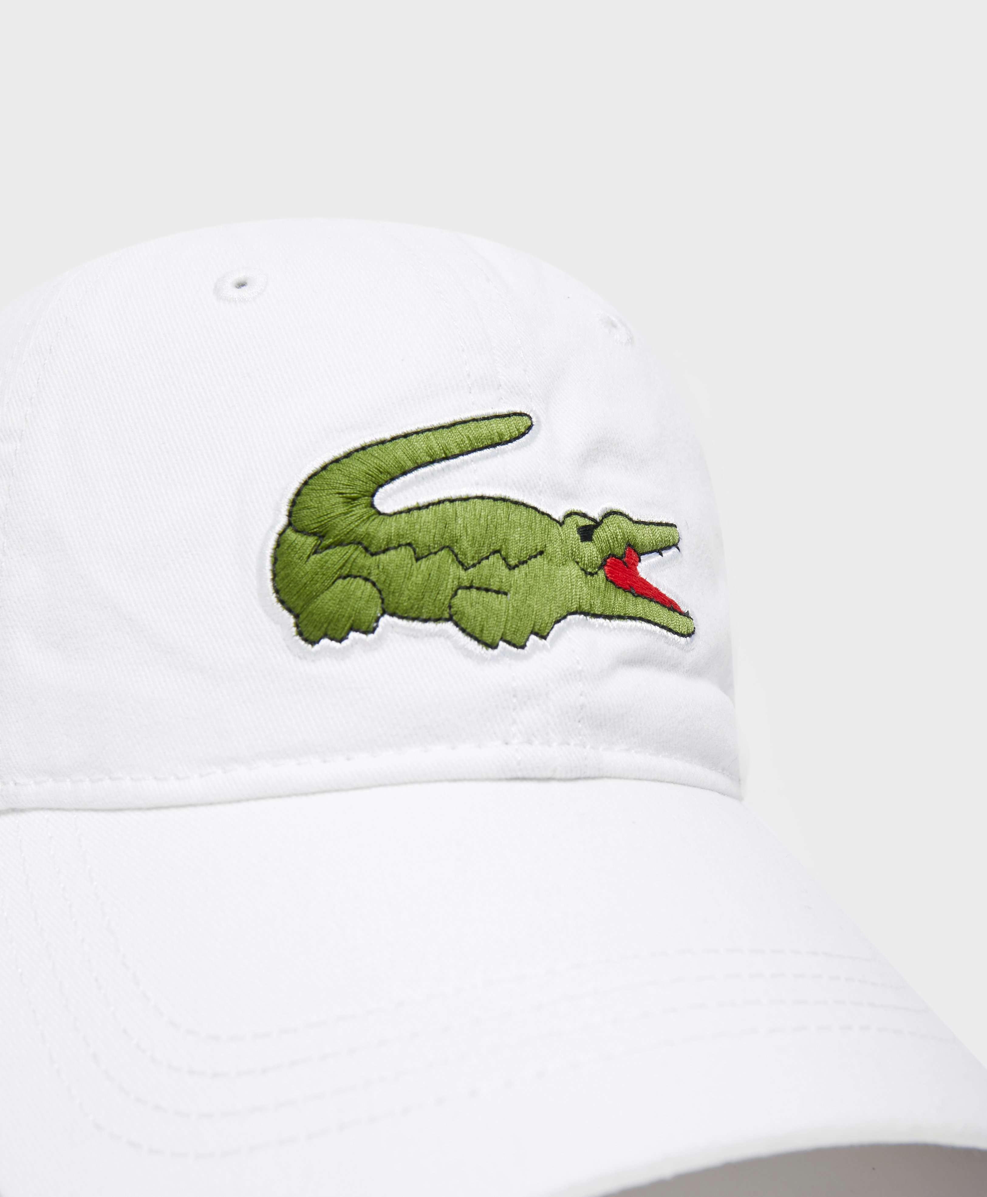 Lacoste Large Croc Cap
