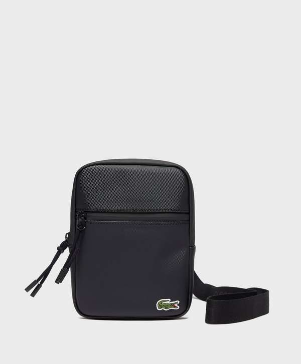 86ed6ab6aa1bcf Lacoste Tape Small Item Bag | scotts Menswear