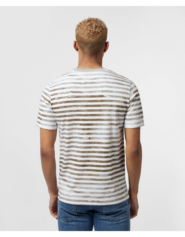 BOSS Tirch Stripe Short Sleeve T-Shirt