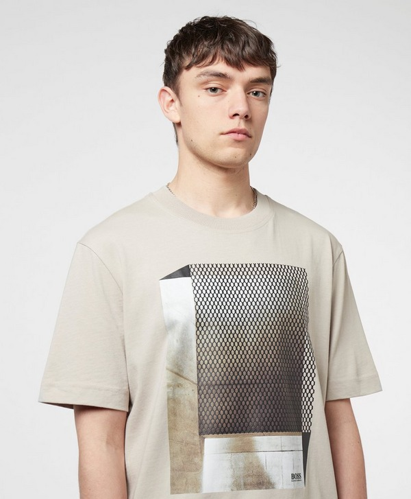 BOSS Teexhive Short Sleeve T-Shirt