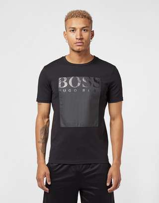 BOSS Tauch Paper Short Sleeve T-Shirt