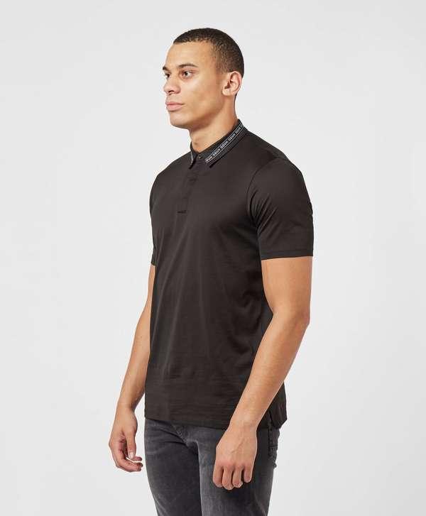 HUGO Divorno Tape Short Sleeve Polo Shirt