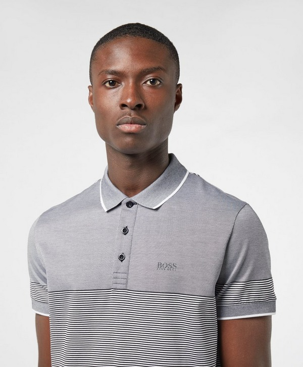 BOSS Paddy 6 Short Sleeve Polo Shirt