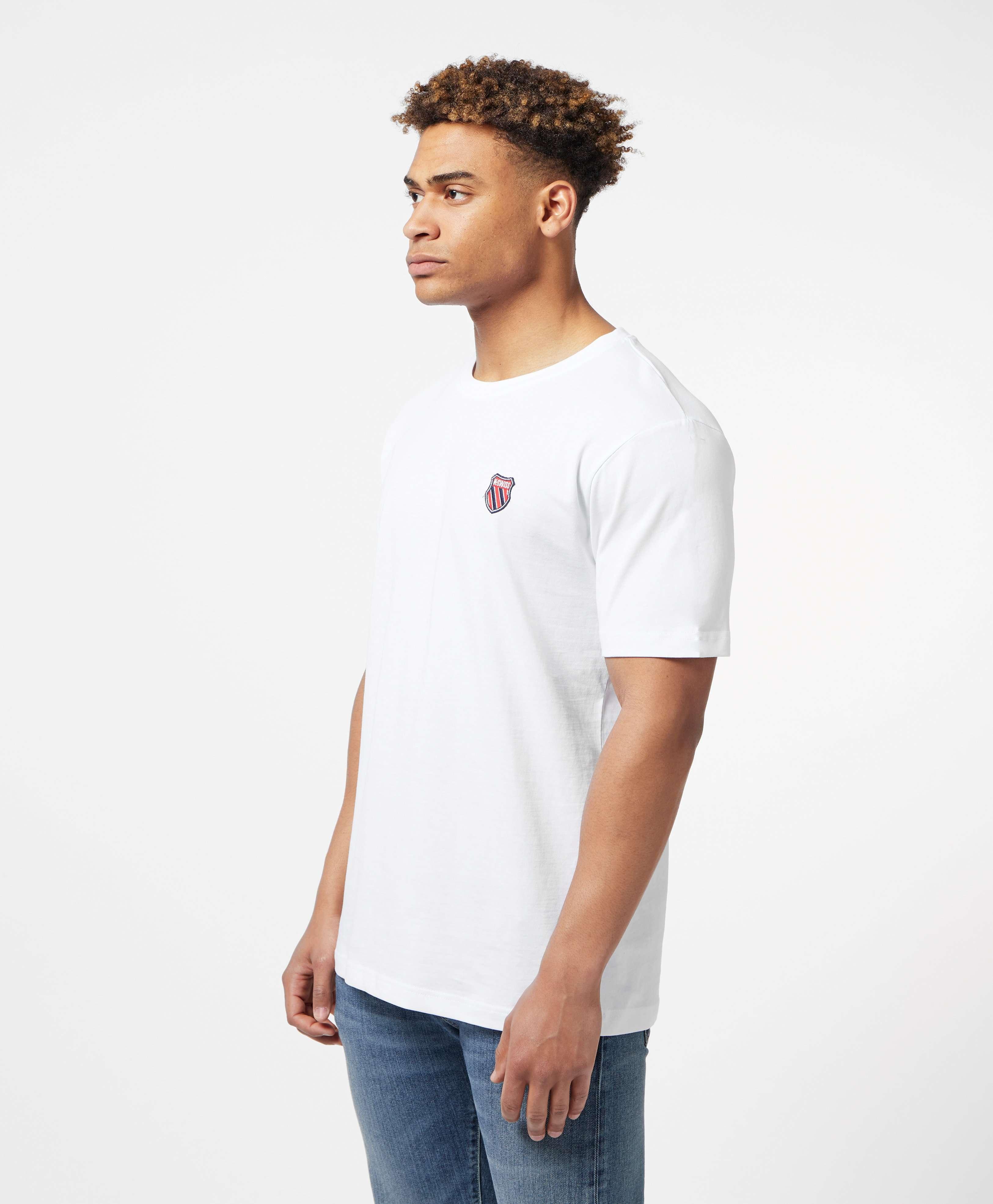 K-Swiss Delta Basic Logo Short Sleeve T-Shirt