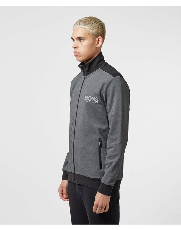 BOSS Poly Pique Track Top