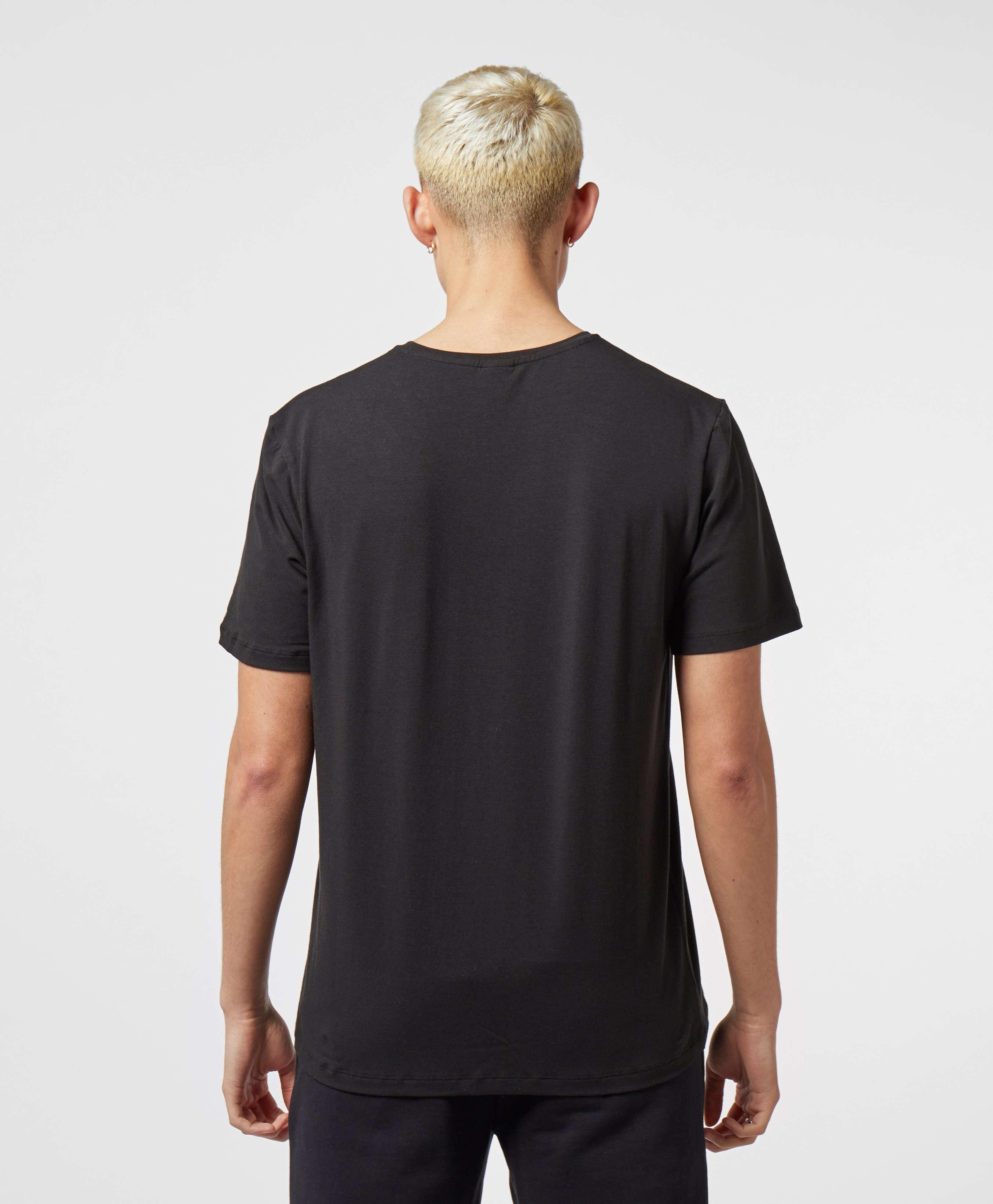BOSS Panel Logo Short Sleeve T-Shirt