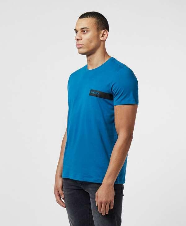 BOSS Small Logo Short Sleeve T-Shirt