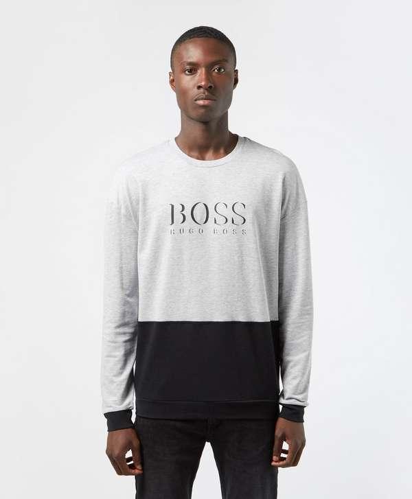 BOSS Authentic Split Sweatshirt