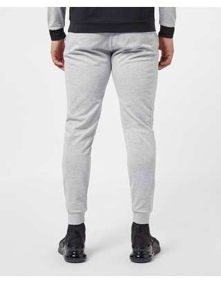 BOSS Authentic Split Cuffed Fleece Pants