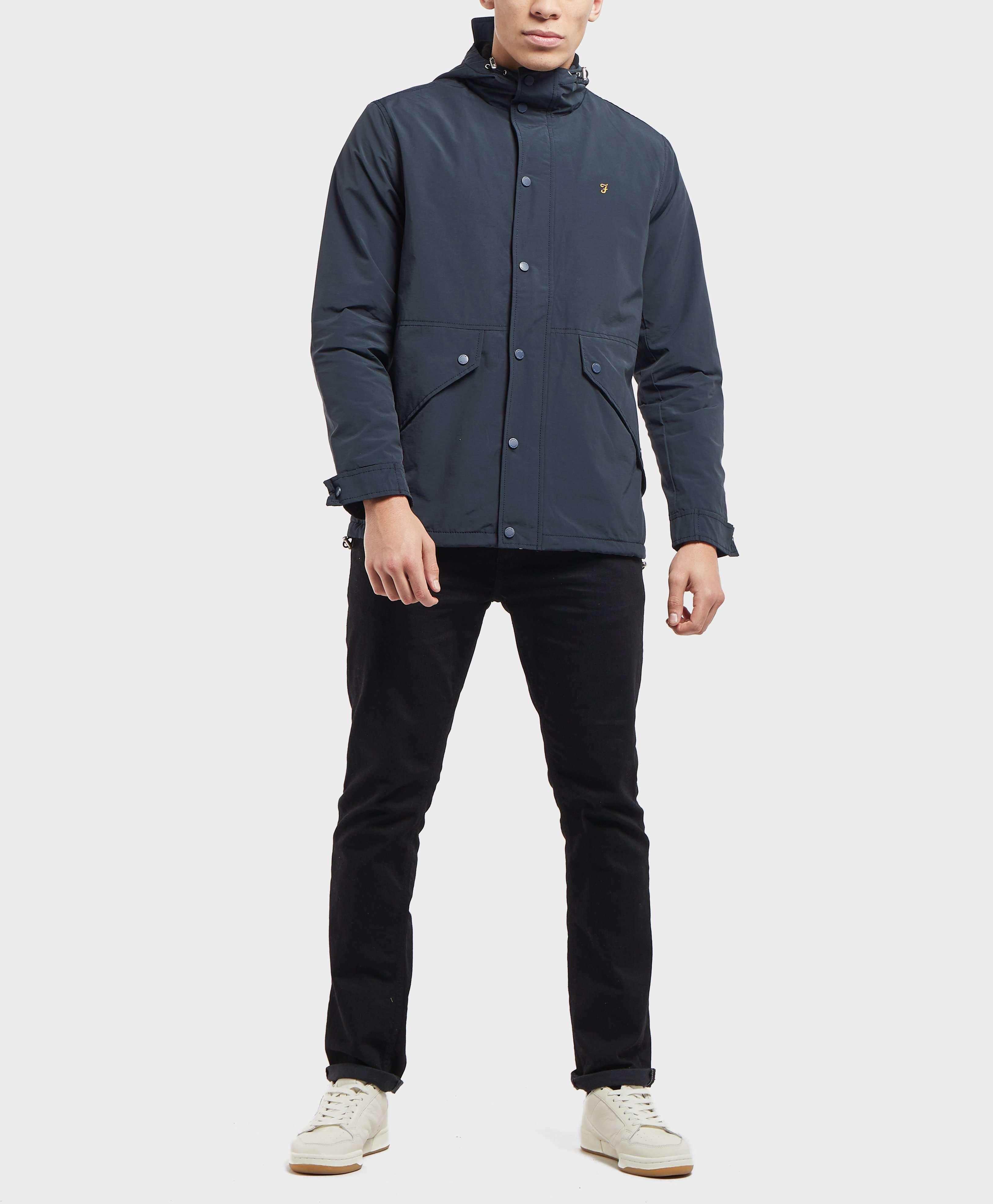 Farah Lightweight Pocket Parka Jacket - Online Exclusive